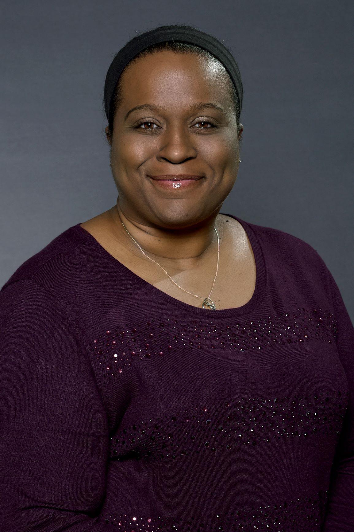 Marcella Oliver, MS, CIP